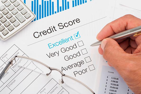 puntuacion de credito bancario
